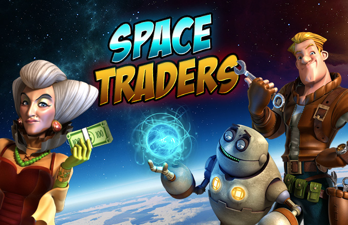 SPACE TRADERS™