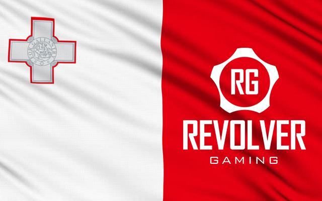 Revolver Gaming receives Malta Recognition Notice