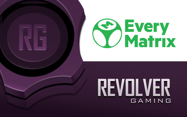 Revolver Gaming™ inks content distribution deal with CasinoEngine