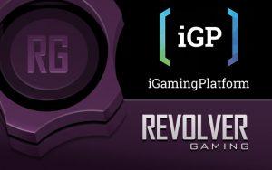 revolver gaming iGP