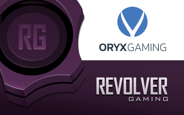 Revolver Gaming secures another great partner with ORYX Gaming deal