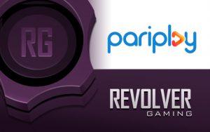 revolver gaming pariplay