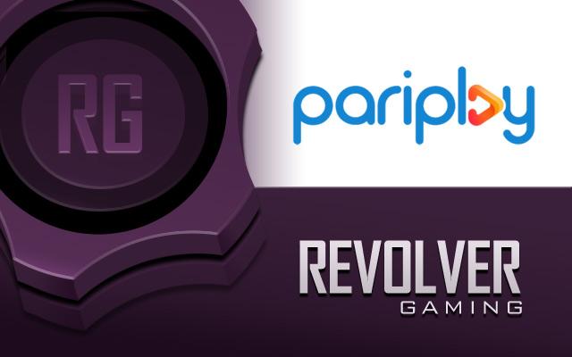 Pariplay integrates Revolver Gaming content portfolio