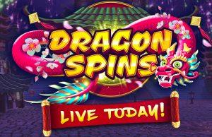 Dragon Spins live