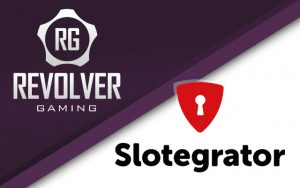 Revolver Slotegrator partnership
