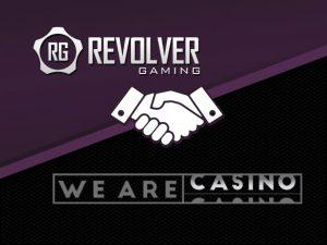 revolver gaming news-wearecasino