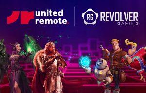 revolver gaming united remote logos