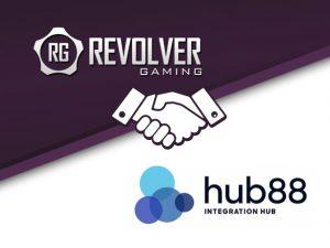 revolver gamiong hub88 partnership