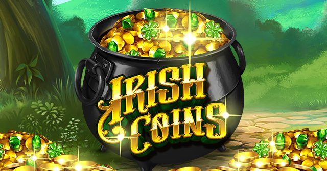 Revolver Gaming releases new slot 'IRISH COINS'