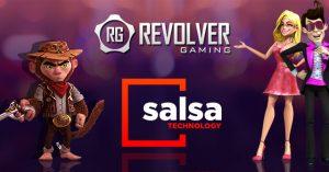 revolver gaming salsa technology