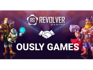 revolver gaming partners with ously games