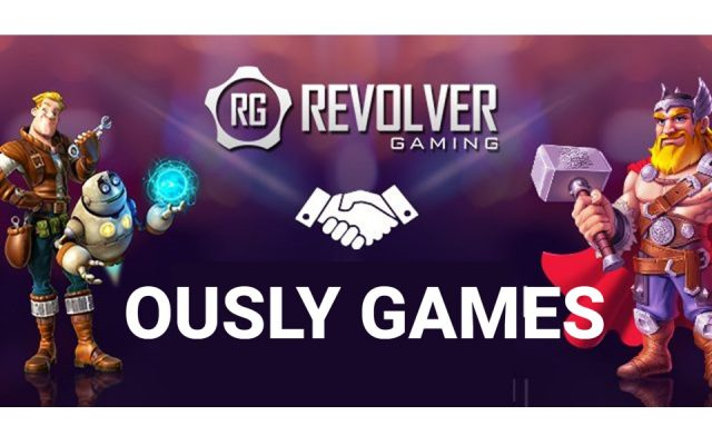 Revolver Gaming agrees distribution agreement with Ously Games