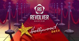 revolver gaming partnership hollywoodbets