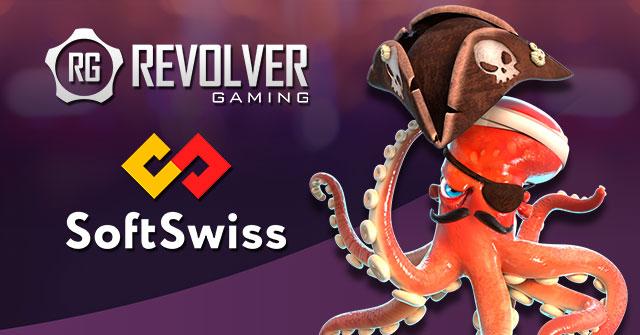 SoftSwiss Integrates Revolver Gaming Slots
