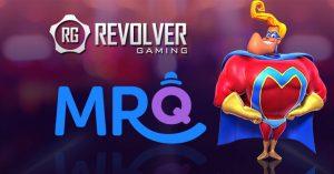 MrQ Revolver Gaming partnership