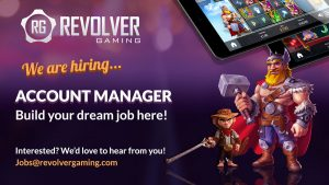 Revolver Gaming Account Manager needed