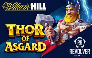 william hill revolver gaming thor