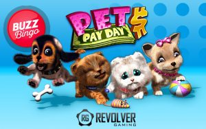 revolver-buzzbingo pets payday exclusive